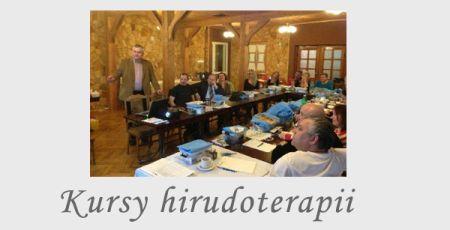 Hirudoterapia kursy hirudoterapii Parmed Maciej Paruzel pijawki lekarskie hirudomedicinalis hirudo verbana biogen przystawianie pijawek krwiopijcy kursy kurs hirudoterapii