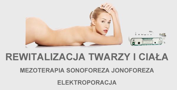 Mezoterapia Jonoforeza Sonoforeza