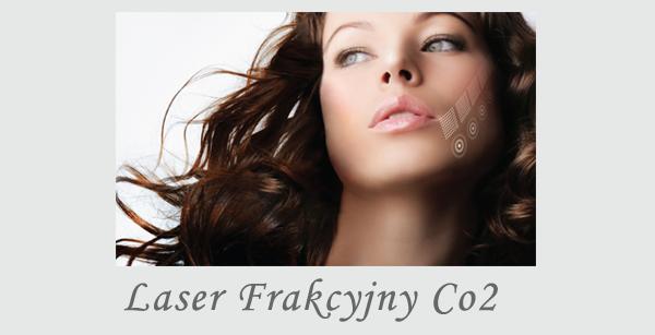 LASER FRAKCYJNY CO2